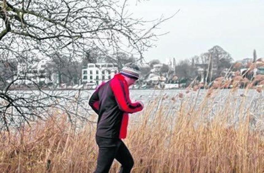 Bewegung ist gut für das Immunsystem - auch im Winter.