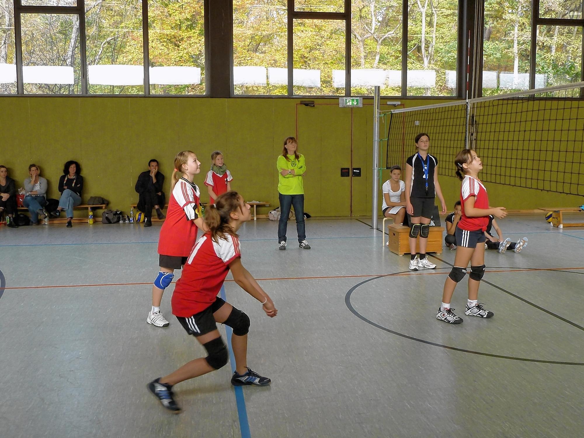 Mannschaften für alle Alters- und Leistungsniveaus hat die Volleyballabteilung der TSV Auerbach zu bieten. Auch neben dem Spielfeld spielt der Nachwuchs im Verein eine herausragende Rolle.