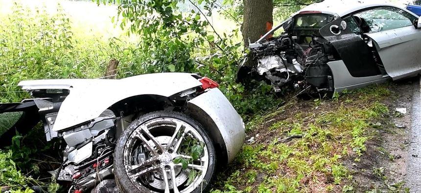 Tödlicher Unfall Odenwald