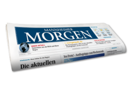 Packshot Mannheimer Morgen Vollabo