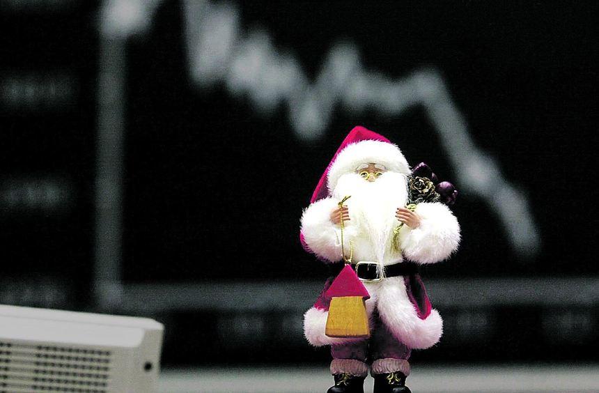 In der Vorweihnachtszeit können Anleger schon die Weichen für das kommende Jahr stellen - etwa, ...