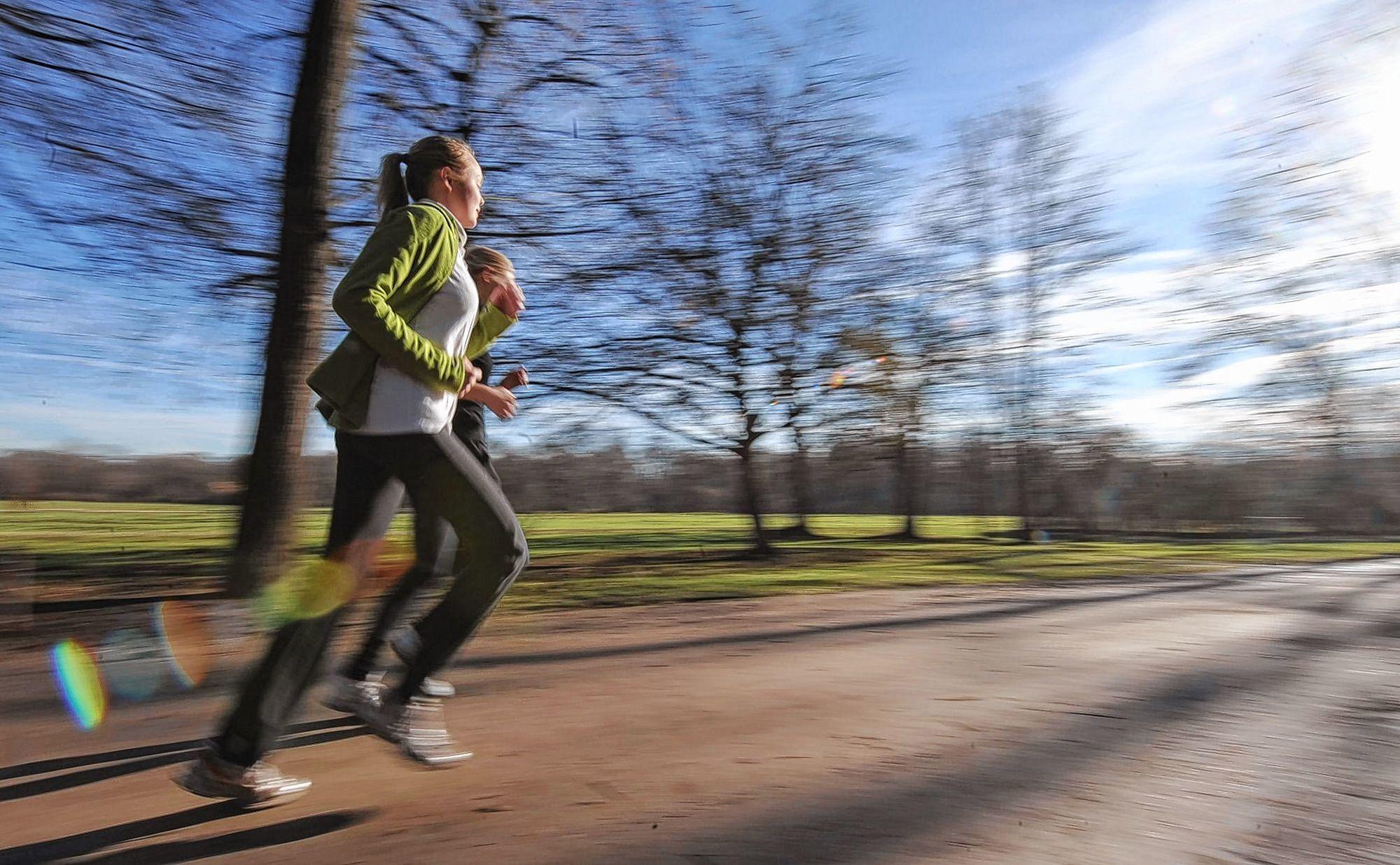 Auch verschiedene Laufkurse gehören zum Angebot der BA-Frauenakademie. Anmeldungen zu den neuen Kursen sind über die Volkshochschulen möglich.