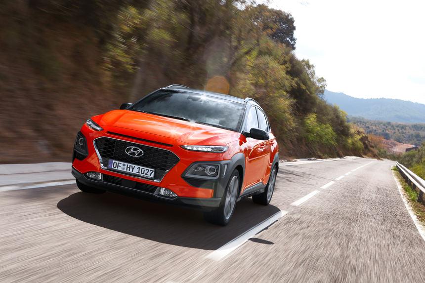 Hyundai Kona jetzt auch mit Diesel - Auto - Mannheimer Morgen