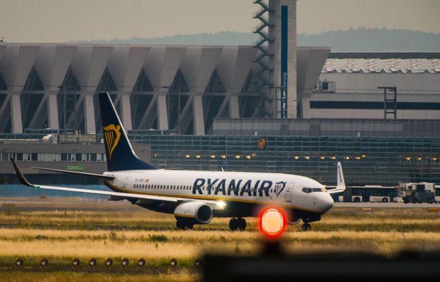 Ryanair Frankfurt Welches Terminal