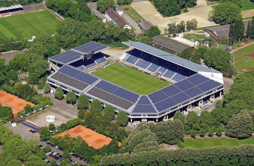 Stadion Mannheim