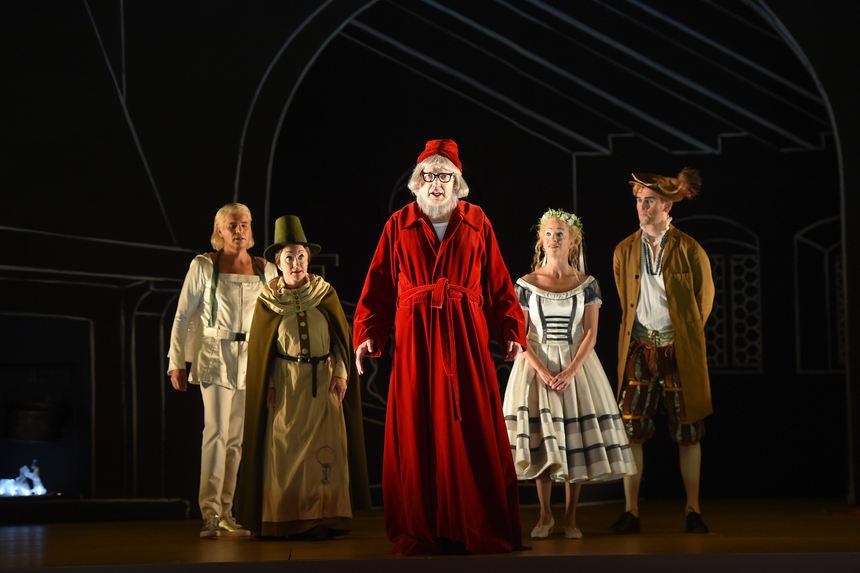 Bildergebnis für nationaltheater mannheim die meistersinger von nürnberg