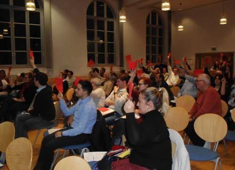 SPD legt vorläufiges Programm vor