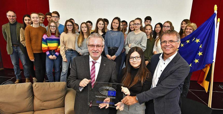 Goethe-Gymnasium wird Botschafter-Schule