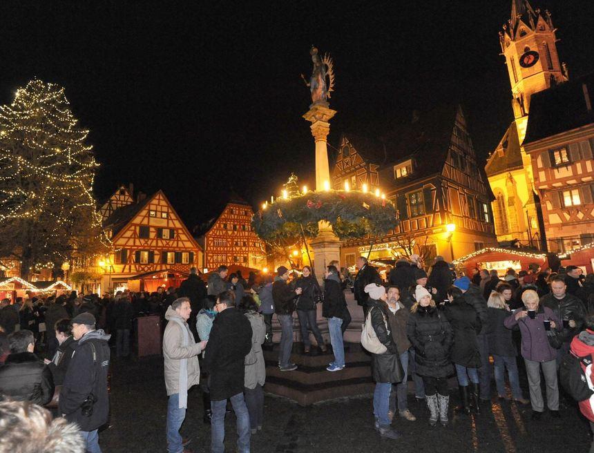 Weihnachtsmarkt Morgen.23 Neue Ziehen Auf Den Weihnachtsmarkt Mannheimer Morgen