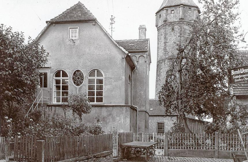 """Der Erinnerung an das jüdische Leben in Wertheim will sich der Bürgerverein """"Pro Wertheim"""" widmen ..."""