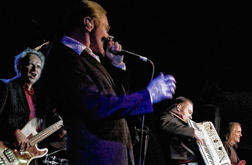 """Die legendäre Band """"Hiss"""" macht am Freitag, 23. März, ab 20.30 Uhr Party im Niederstettener Kult."""