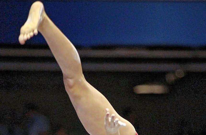 Elisabeth Seitz von der TG Mannheim will unbedingt an den Olympischen Spielen in London teilnehmen.
