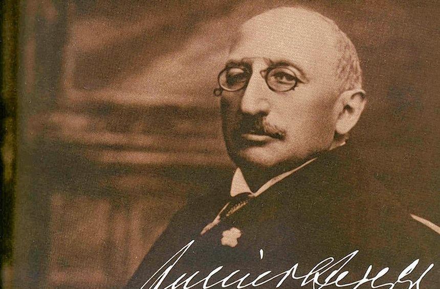 Julius Berger gründete eine der drei Vorgängerfirmen und stellt den zweiten Namensteil von ...