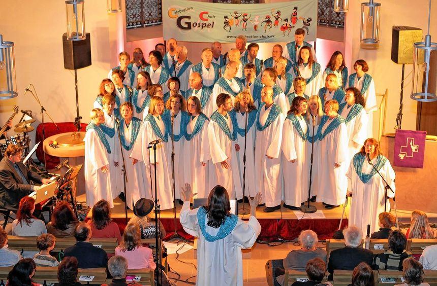Ein harmonischer Klangkörper, tolle Solisten und Präzision im Gesang - das zeichnet den Celebration ...