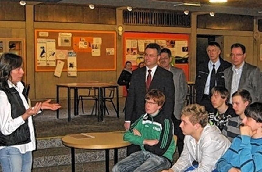 Gewaltprävention: An Buchener Schulen in Trägerschaft des Kreises wurde das Thema Gewalt ...