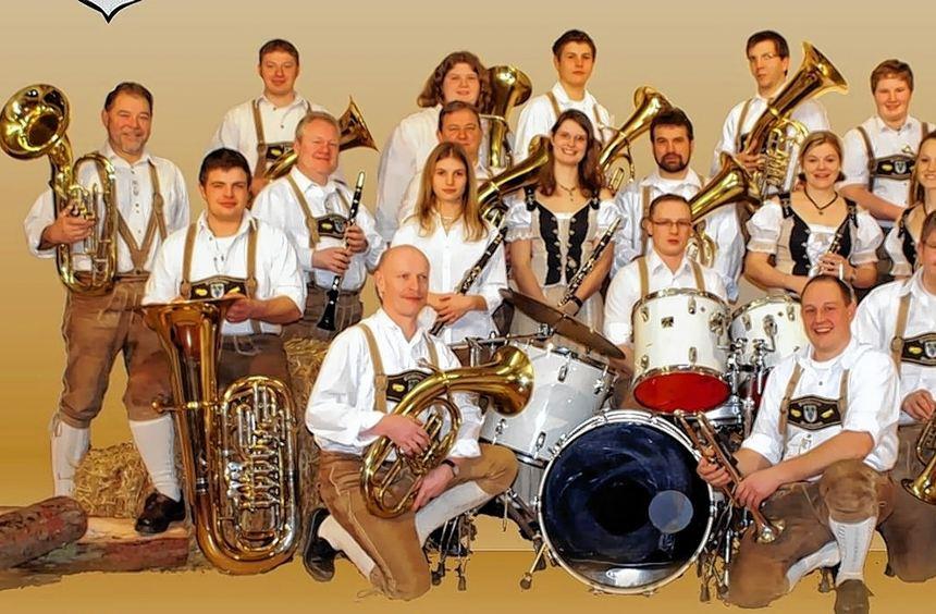 Die Eiersheimer Musikanten spielen am Donnerstag, 29. März, in der Wandelhalle.
