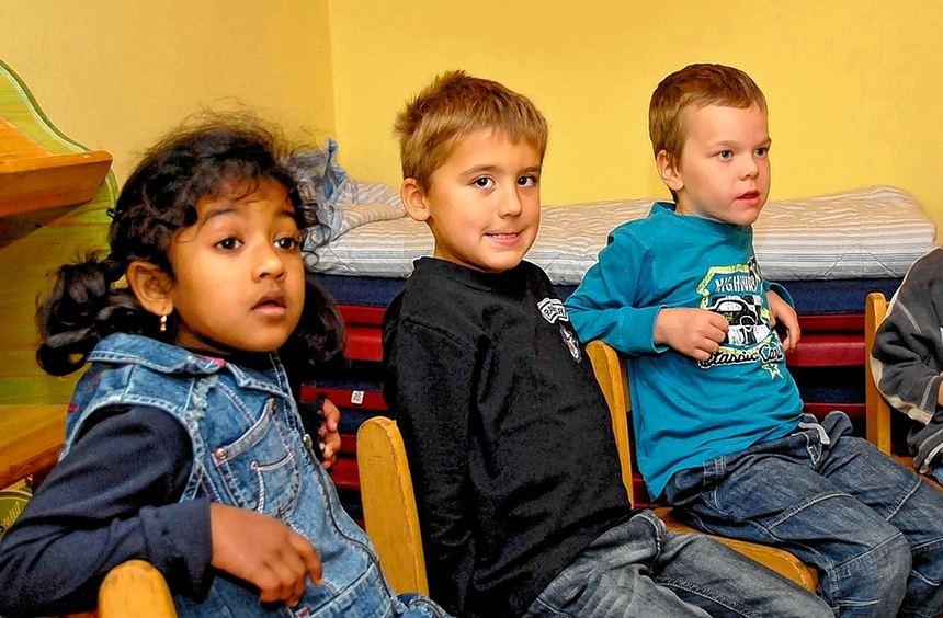 Für Familien mit niedrigem Einkommen sollen die Kindergartenbeiträge nicht steigen, für Familien, ...
