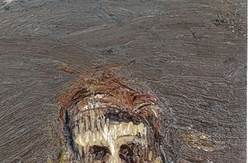 Francis Bacon, porträtiert von Gustav Kluge.