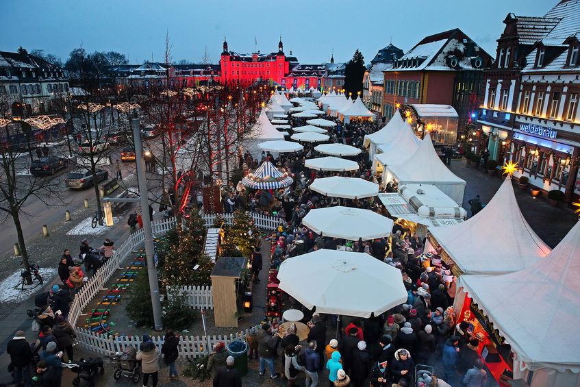 Weihnachtsmarkt Schwetzingen.Gelungenes Finale Beim Schwetzinger Weihnachtsmarkt 2018