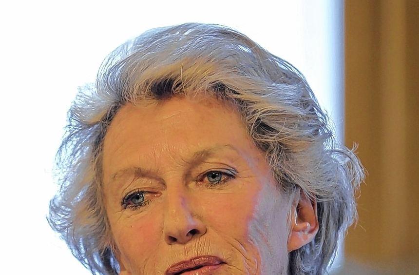 Charmant und elegant: Petra Roth mischte den politischen Betrieb in Frankfurt auf und amtierte 17 ...