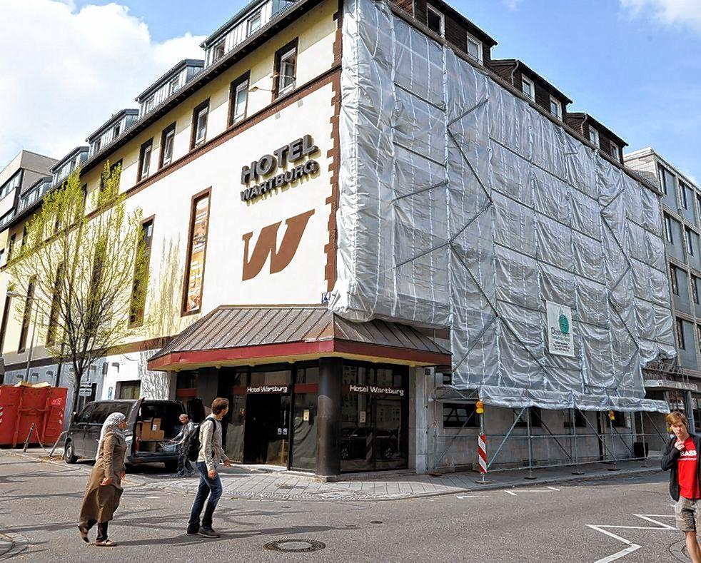 Wartburg wird designhotel mannheim stadt mannheim for Hotel youngstar designhotel mannheim