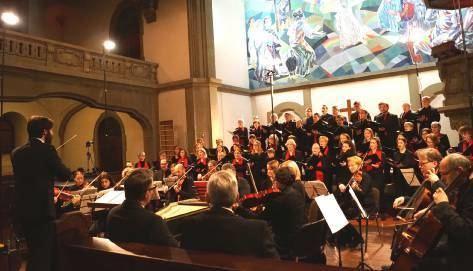 Vivaldis Gloria Als Besonderes Erlebnis Mannheimer Morgen