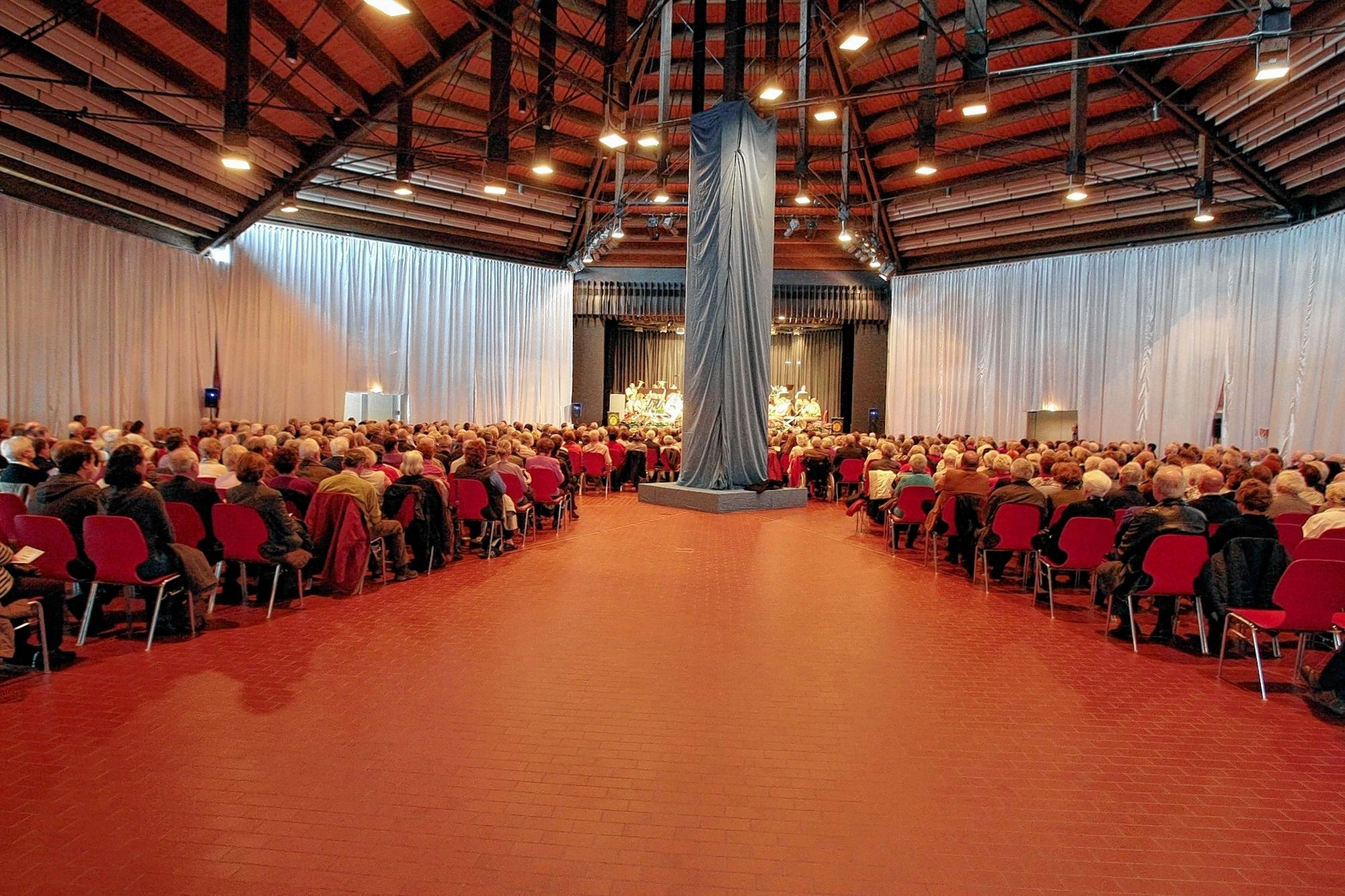 Festhalle Baumhain Mannheim