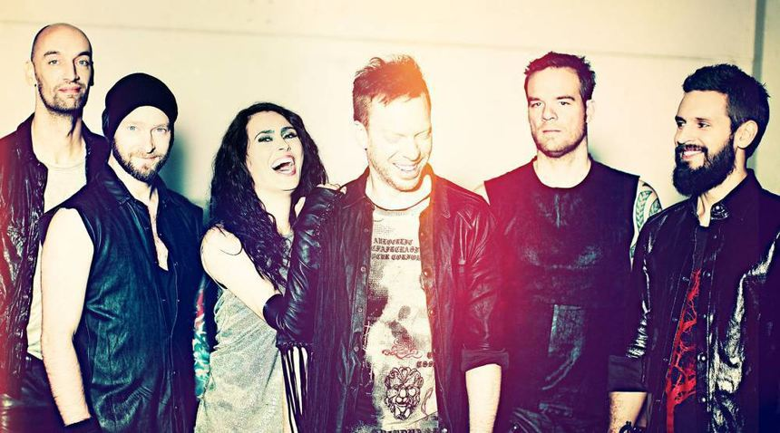 """Within Temptation"" machen melodischen Metal."