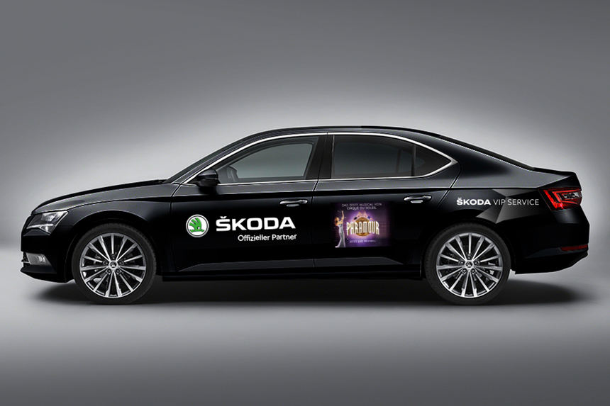 Skoda Macht Den Sonnen Zirkus Mobil Auto Mannheimer Morgen