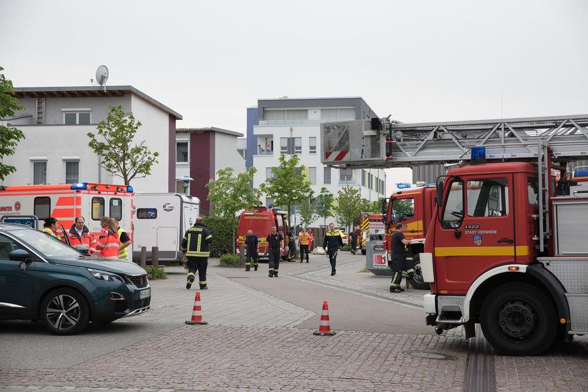 Feuerwehr Südhessen