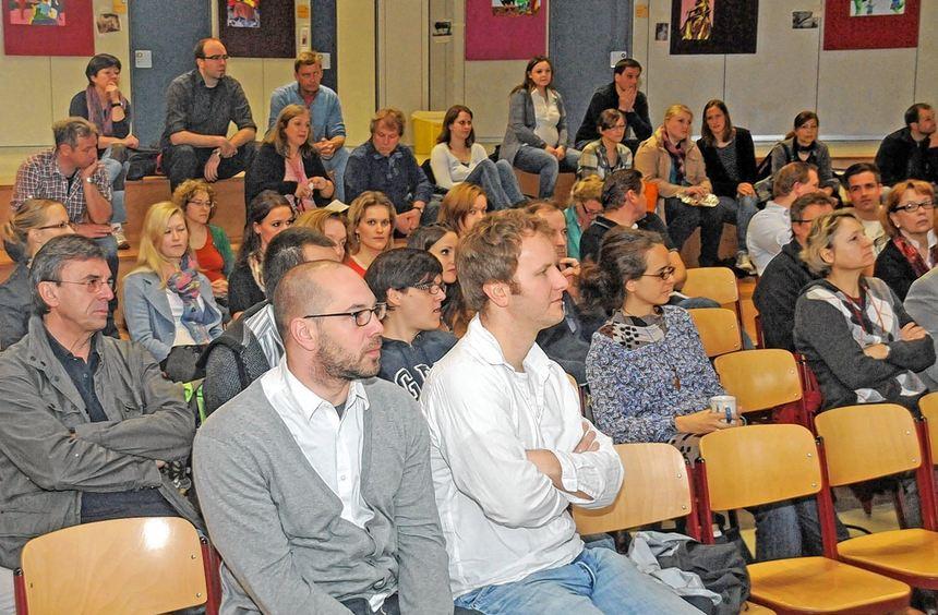 79 Lehrer nahmen am Pädagogischen Tag der Geschwister-Scholl-Schule teil.