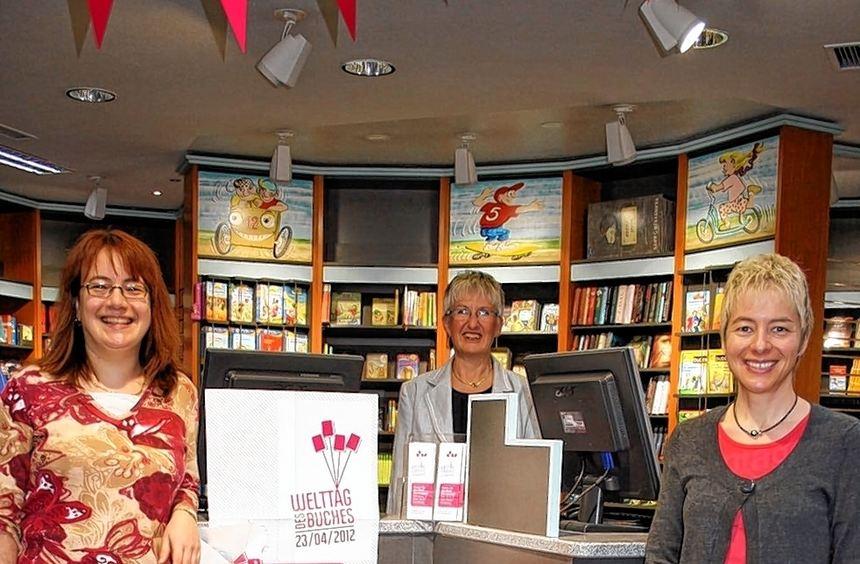 Petra Brandenburger, Sandra Ebert, Tina Bräuninger und Anja Walter (von links) gehören zu den 21 ...