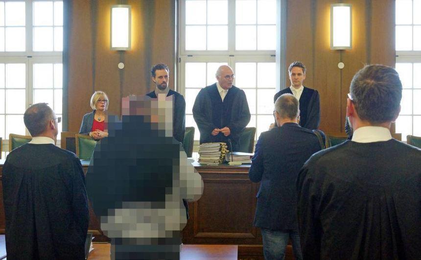 Getotete Kinder In Morlenbach Anklager Fordert Lebenslang Und Besondere Schwere Der Schuld Mannheimer Morgen