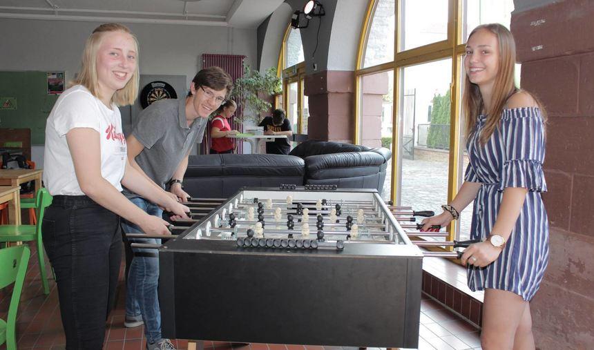 Coole Spiele am Tischkicker - Südhessen Morgen - Mannheimer Morgen
