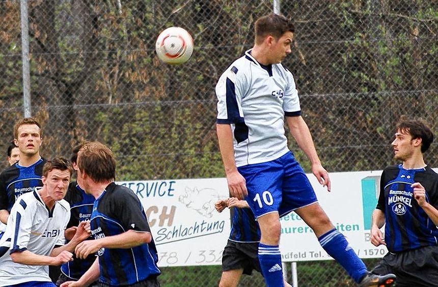 In den Punktspielen dieser Saison setzte sich der FC Hundheim/Steinbach zwei Mal knapp gegen den FC ...