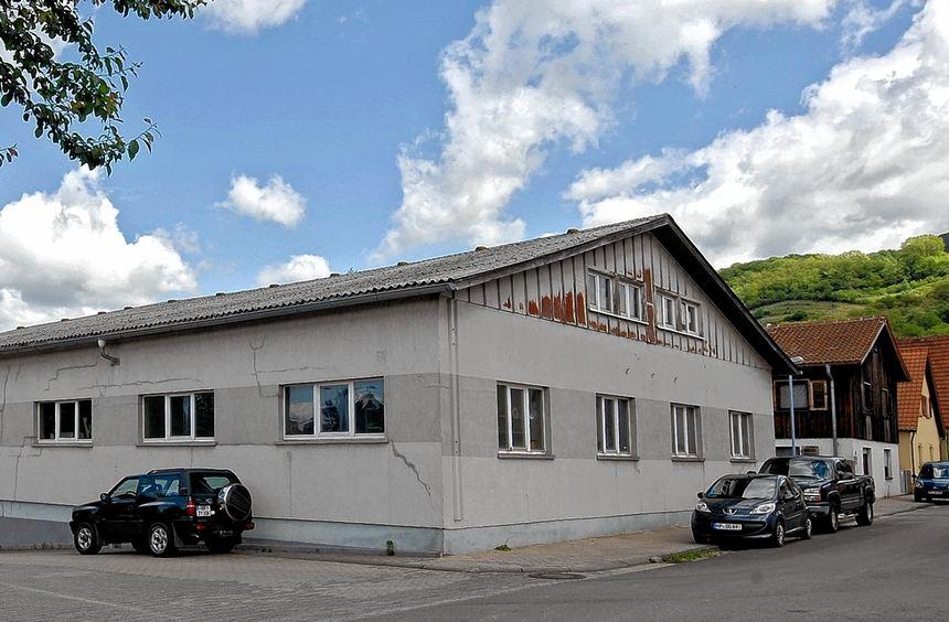 Ade, Zwingenberger Bauhof. Künftig wird es einen gemeinsamen Bauhof von Zwingenberg und ...