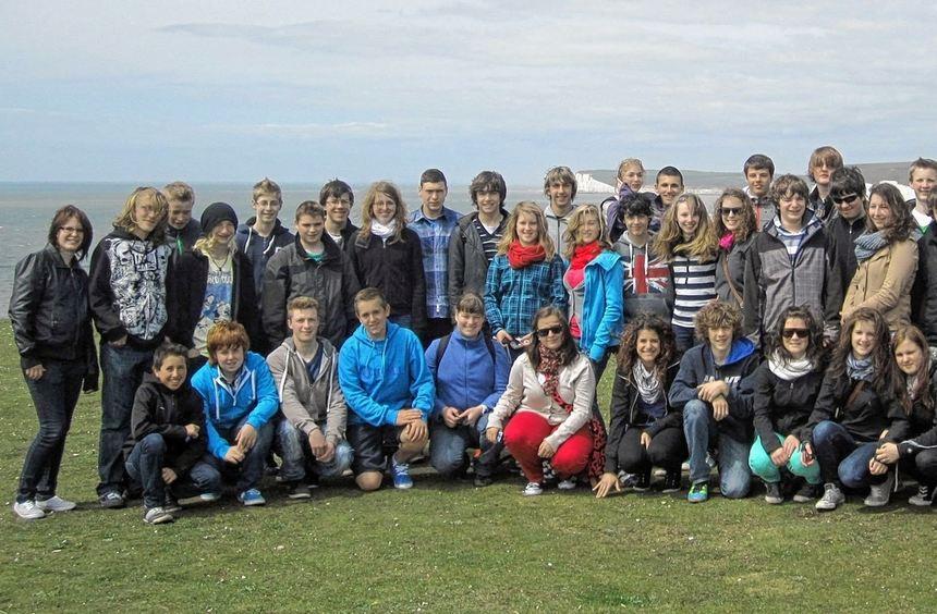 Erlebnisreiche Tage verbrachten die Schüler der beiden neunten Klassen der Realschule Hardheim in ...