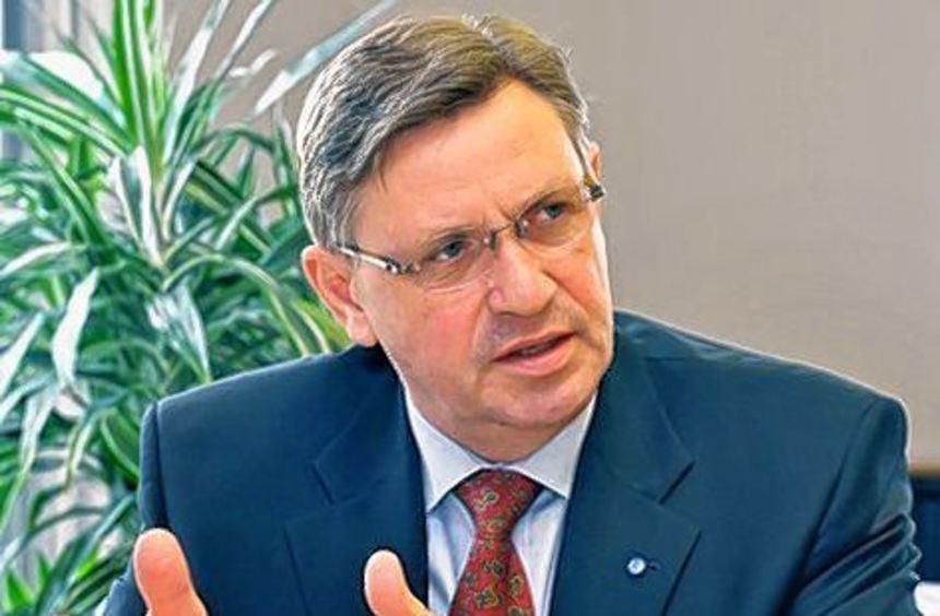 Inter-Chef Peter Thomas ist ab sofort auch für den Vertrieb zuständig.