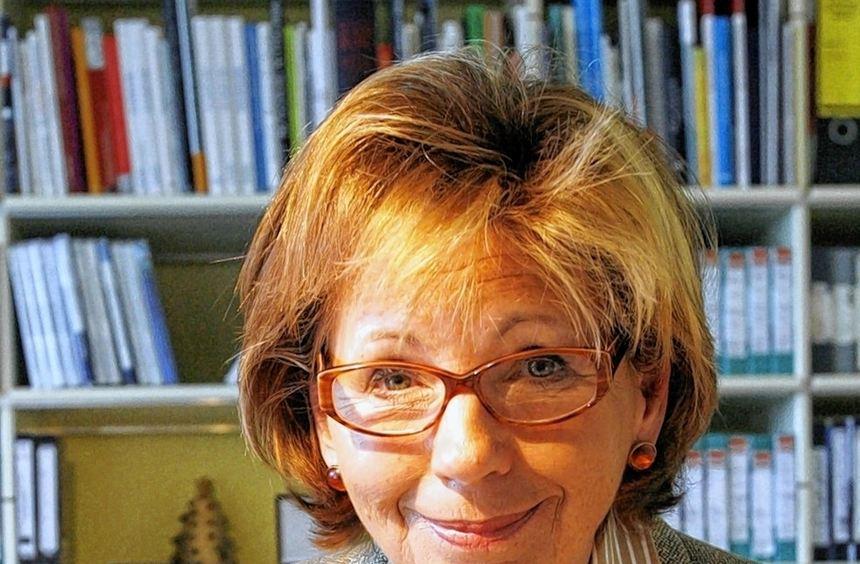 Die Kirche sollte vehement Stellung beziehen, sagt Maria von Welser.