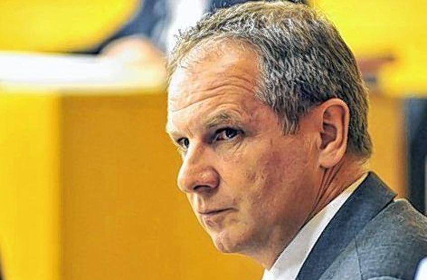 Unter Beschuss: Innenminister Reinhold Gall von der SPD.