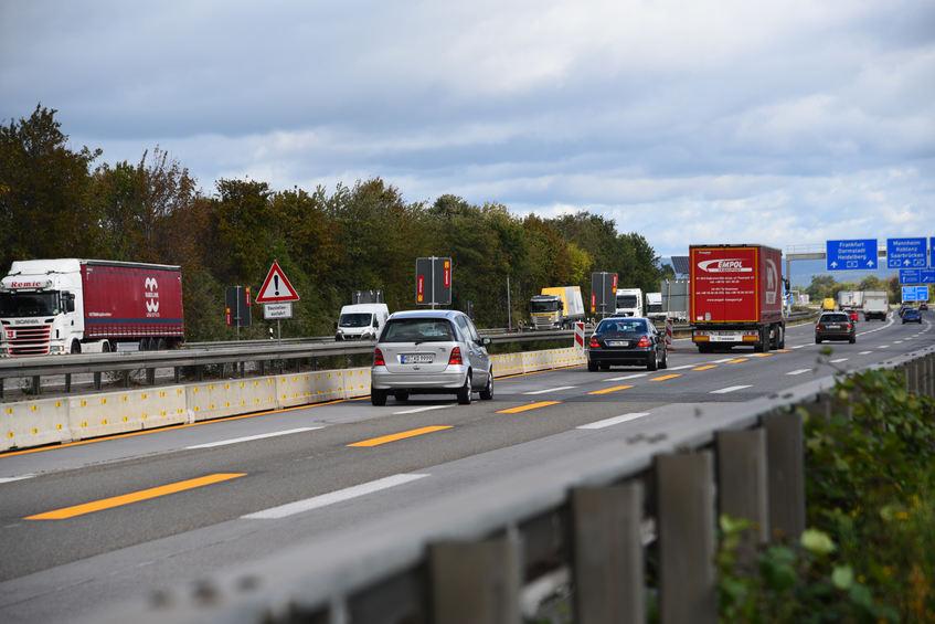Verkehrsinfo A5