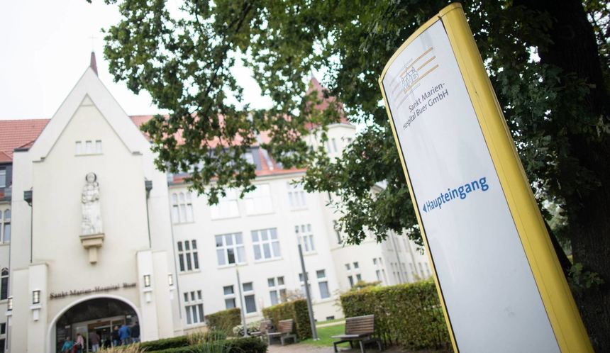 Kinderkrankenhaus Mannheim