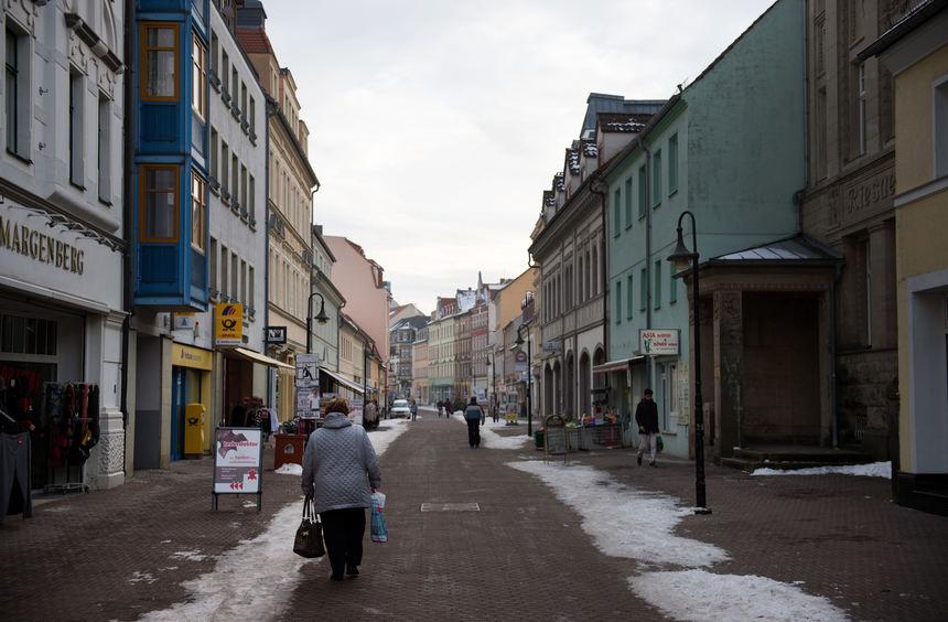 Blog: Redakteurin Joana Rettig zu Besuch in Mannheims Partnerstadt Riesa - Mannheimer Morgen