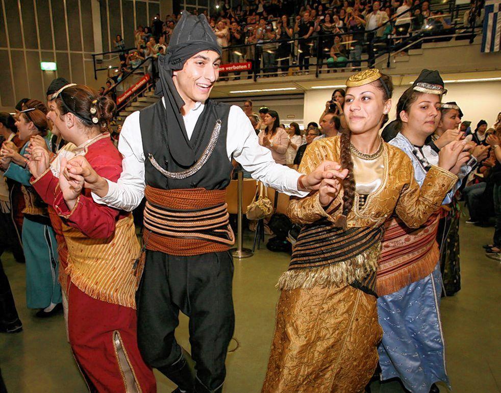 Pontos Griechen Musik Der Pontos Griechen Nordgriechenland
