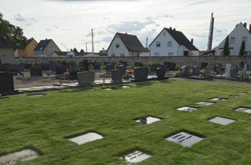 Biblis senkt Gebühren für Bestattungen - Südhessen Morgen - Südhessen Morgen