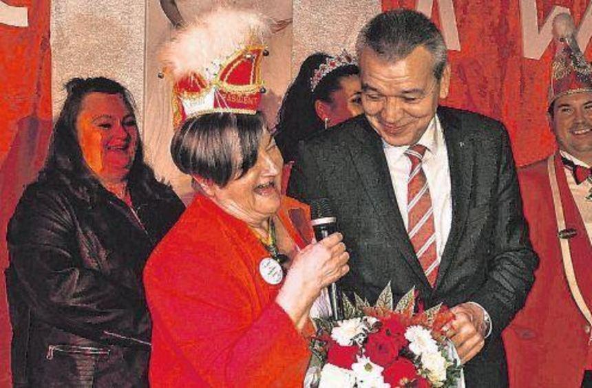 Margit Selb feiert närrisches Jubiläum - Südhessen Morgen - Südhessen Morgen