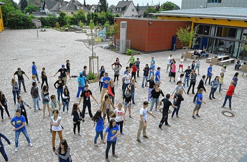 Nicht nur das Diskutieren von Bildungsfragen stand auf dem Programm des diesjährigen Hessischen ...