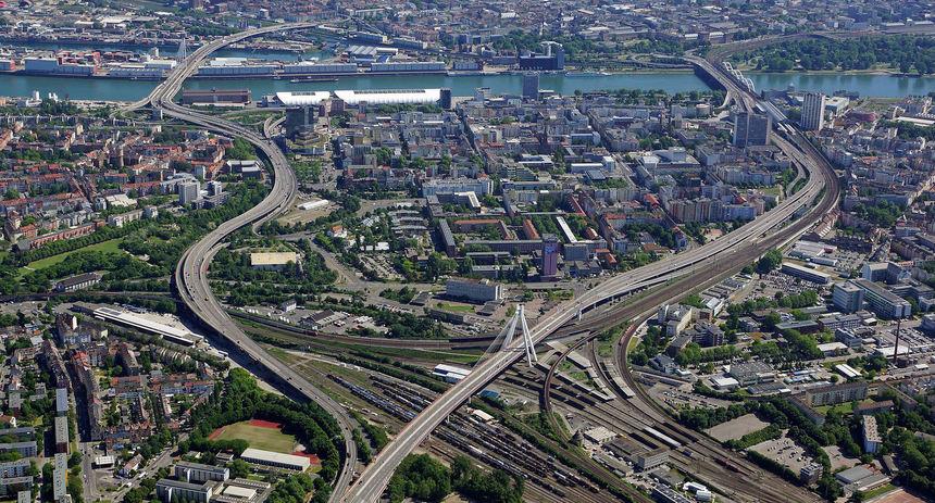Hochstraßen Ludwigshafen