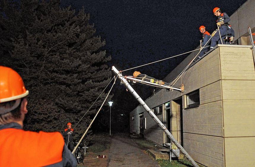 Die fast 30 Jahre alte Heizanlage am Gerätehaus muss erneuert werden. Die Gemeinde hofft, dass die ...