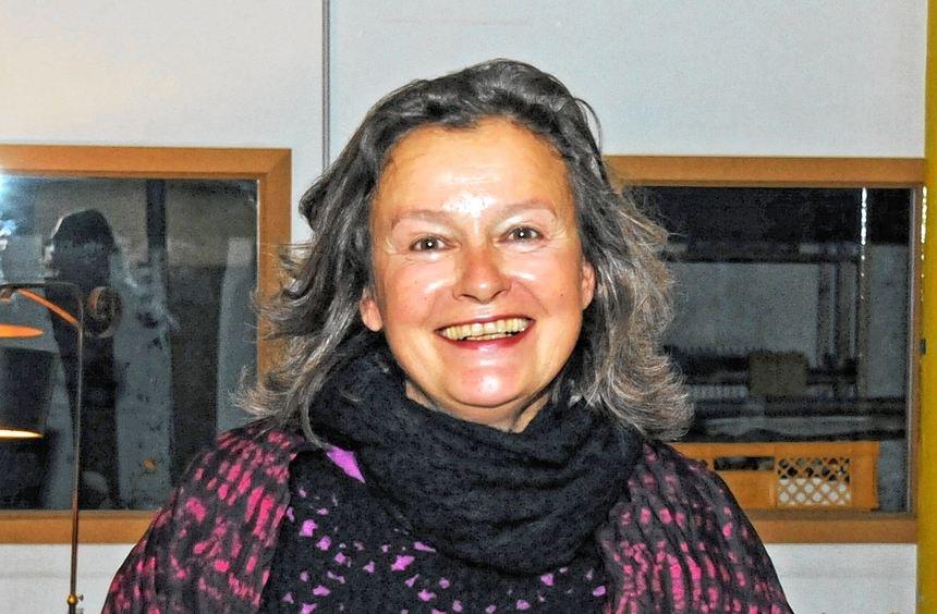 Die Künstlerin und Ärztin Gudrun Rossmann schließt ihr Atelier in Lautern. Zum Abschied hatte sie ...